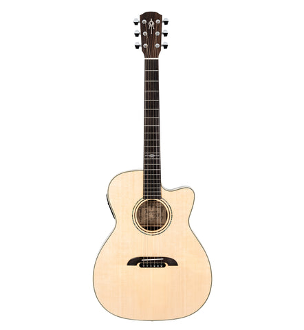 Alvarez Yairi Standard Series FY70CE Folk/Orchestra Model Acoustic Electric Guitar