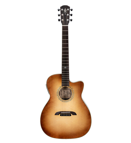 Alvarez Yairi Standard Series FY70CE SHB Dreadnought Acoustic Electric Guitar