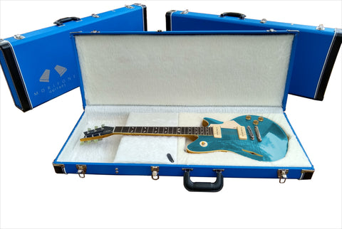 Morifone Quarzo Electric Guitar Hard Case