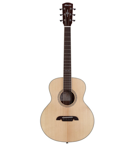 Alvarez Artist Series LJ2E Little Jumbo Travel Size Acoustic Electric Guitar w/Deluxe Gig Bag