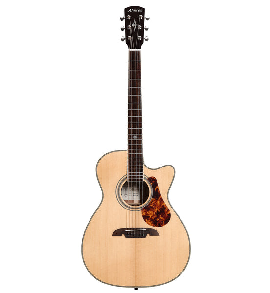 Alvarez Masterworks Series MF60CE OM  Acoustic Electric Guitar