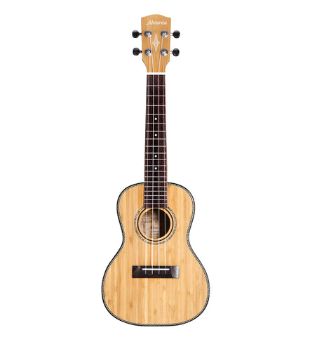 Alvarez Masterworks Series MU55CE All-Solid Acoustic Electric Concert Ukulele