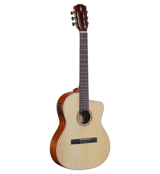 Alvarez Regent Series RC26HCE Acoustic Electric Hybrid Classical Guitar w/Deluxe Gig Bag