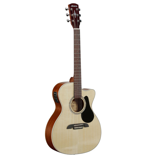Alvarez Regent Series RF26CE Acoustic Electric Folk/Orchestra Model Guitar w/Deluxe Gig Bag