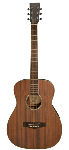 "Revival RG-26M Honduran Mahogany ""00"" Thin Body Acoustic Guitar"