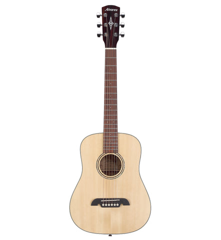 Alvarez Regent RT26 Acoustic Travel Sized Dreadnought Guitar w/Deluxe Gig Bag