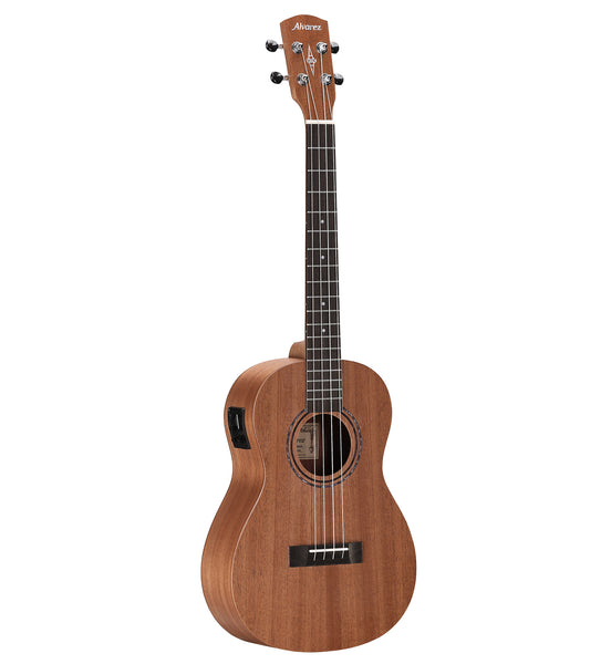 Alvarez Regent Series RU22BE Acoustic Electric Baritone Ukulele