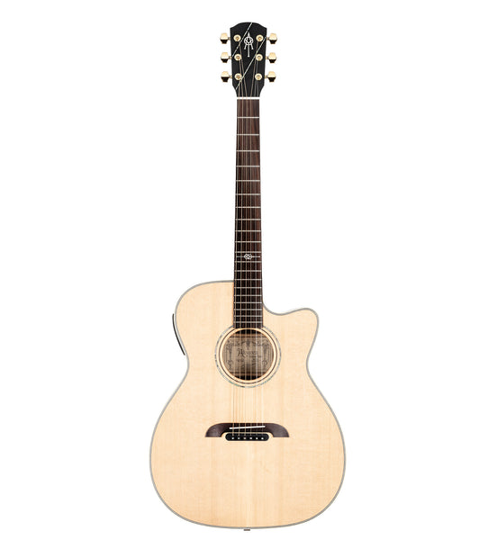 Alvarez Yairi Stage Series WY1 Folk/Orchestra Model Acoustic Electric Guitar