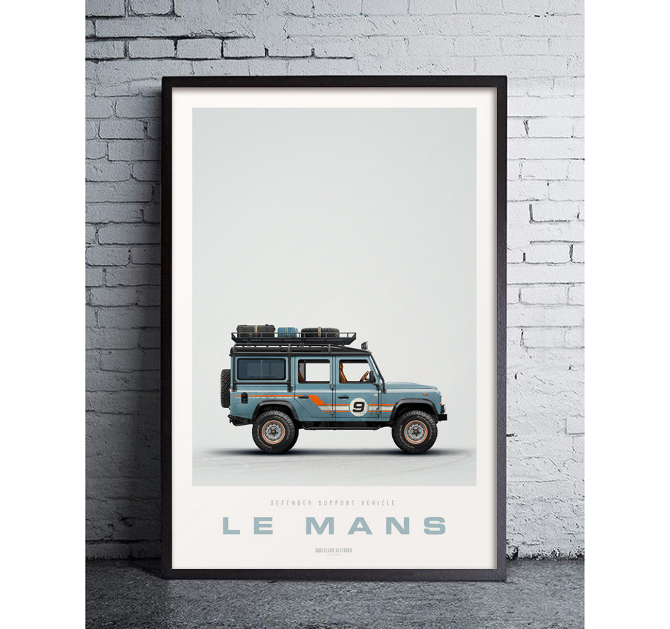 Le Mans - Ltd edition