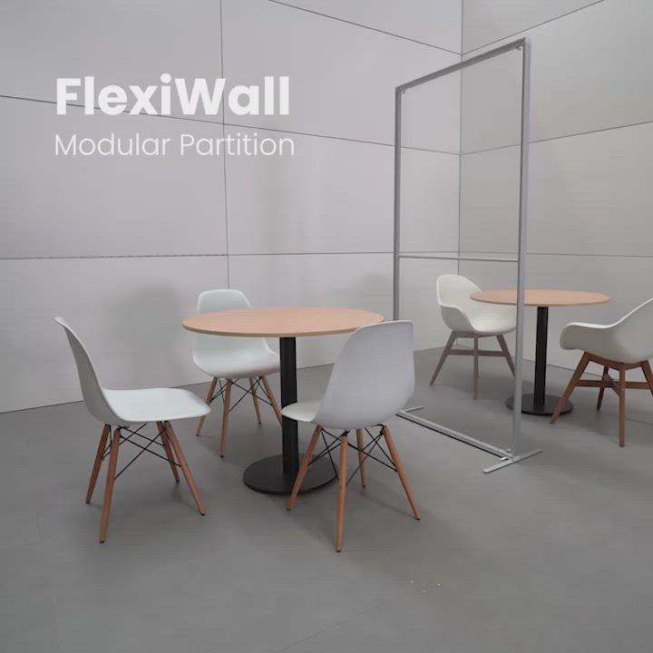 Load and play video in Gallery viewer, FlexiWall - Modular Partition Screen