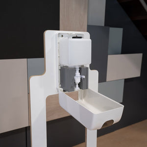 Load image into Gallery viewer, Lite Hand Sanitiser Station - Free-Standing