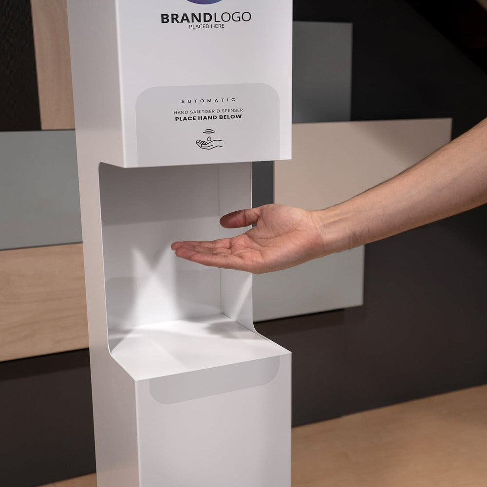 Load image into Gallery viewer, Touch free hand sanitiser dispenser