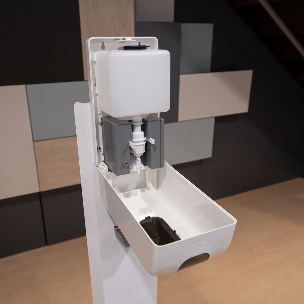 Load image into Gallery viewer, Standard Hand Sanitiser Station - Free-Standing