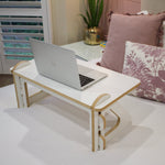Small laptop bed desk  (4940269256749)