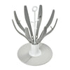 Beaba Flower Foldable Draining Rack - Grey