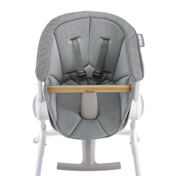 Textile Seat for Highchair - Grey