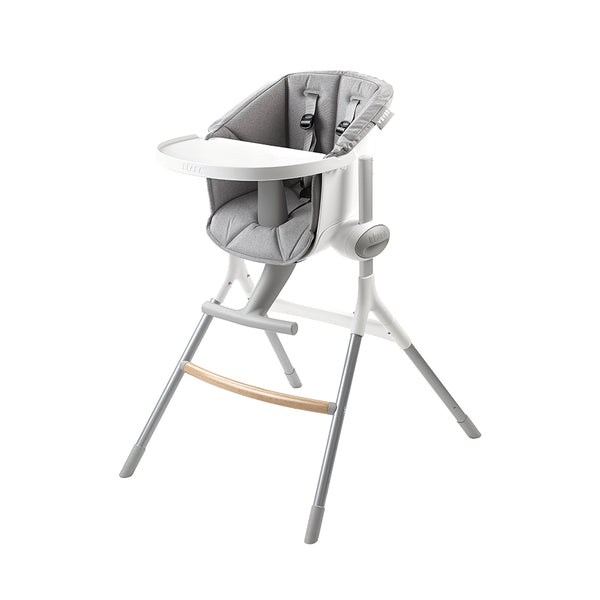 Textile Seat for Highchair - Grey (1)