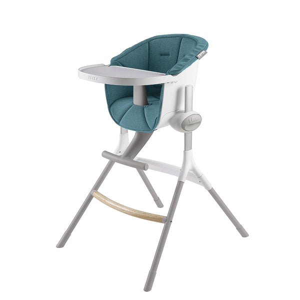 Textile Seat for Highchair - Blue