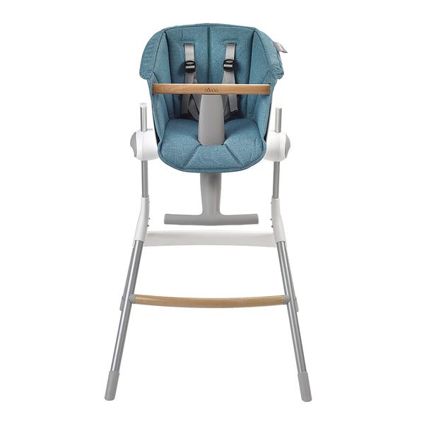 Textile Seat for Highchair - Blue (1)