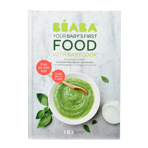 BEABA New Babycook Book My First Meal