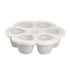 150ml Silicone Multiportions - Grey