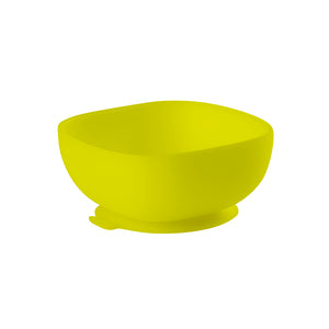 Silicone Suction Bowl - Green