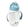 Beaba 2 in 1 Straw Learning Cup - Blue