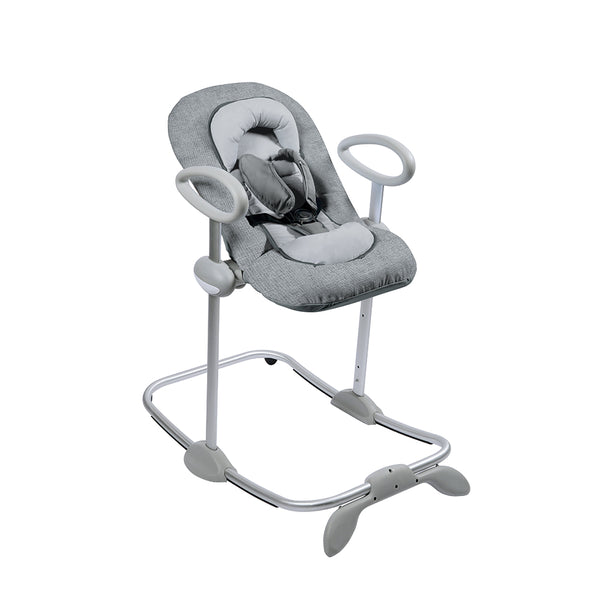 Up & Down Bouncer - Heather Grey