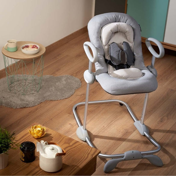 Up & Down Bouncer - Heather Grey (1)
