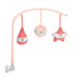 Play Arch for Up & Down Bouncer - Pink