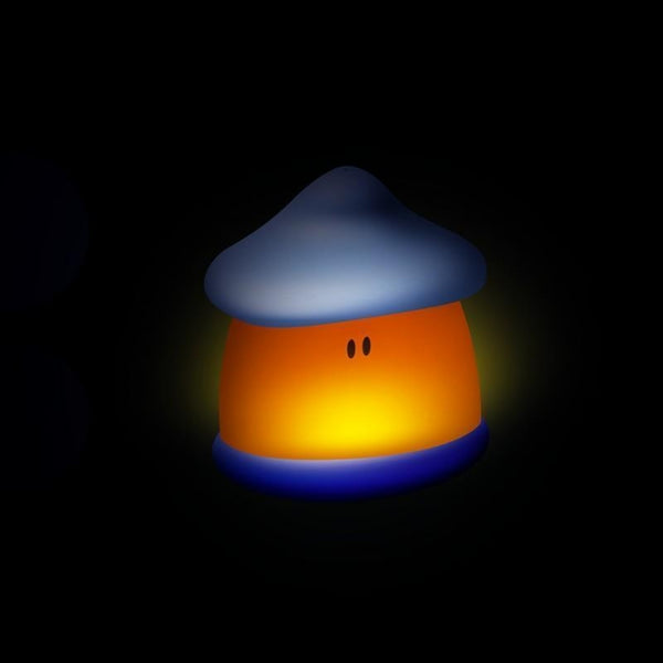 Beaba Pixie Soft Supple Bodied Night Light with USB Charge - Mineral (6)