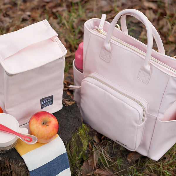 Kyoto Nappy Bag - Pink (3)