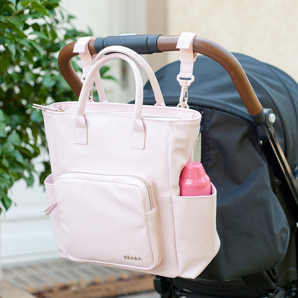 Kyoto Nappy Bag - Pink (4)