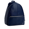 San Francisco Nappy Backpack - Blue with Snake Print