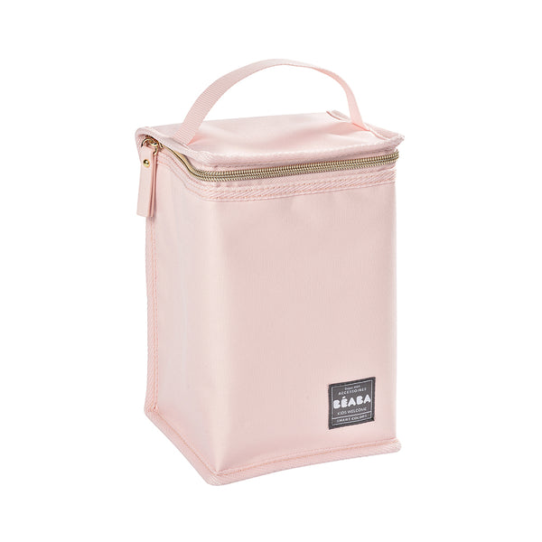 Beaba Isothermal Meal Pouch Soft - Pink