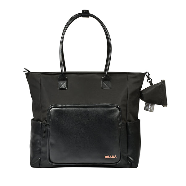 Berlin Nappy Bag - Black
