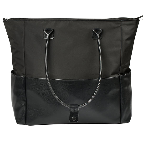 Berlin Nappy Bag - Black (6)
