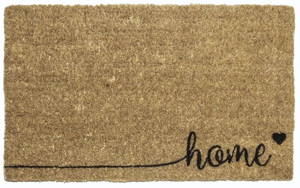 Home Handwoven Coco Doormat