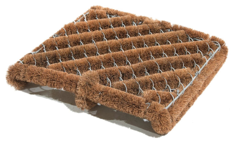 Wire Brush Boot Scraper Mat