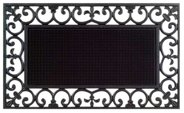 Traypin Recycled Rubber Doormat
