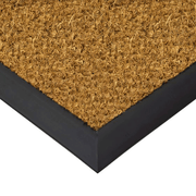 Custom Sized Vinyl Back Coco Entrance Mats