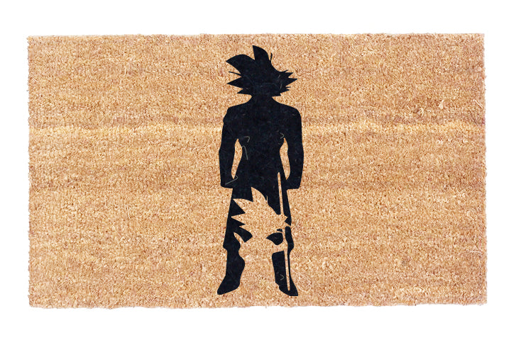 Warrior Coco Doormat