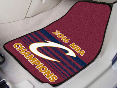 Cleveland Cavaliers NBA Champions Car Mat