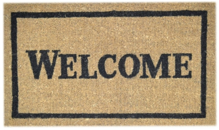 Coir-Mat-Welcome