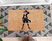 Monkey D. Luffy Coir Doormat