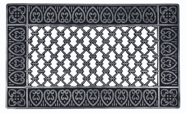 Moroccan Recycled Rubber Doormat