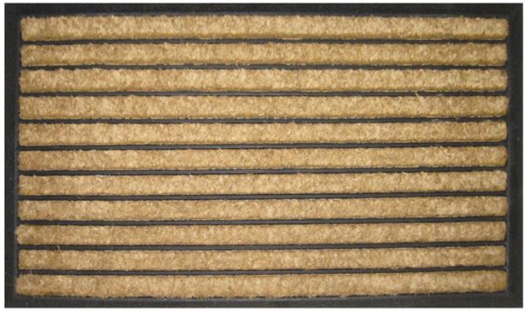 Recycled-Doormat-Striped