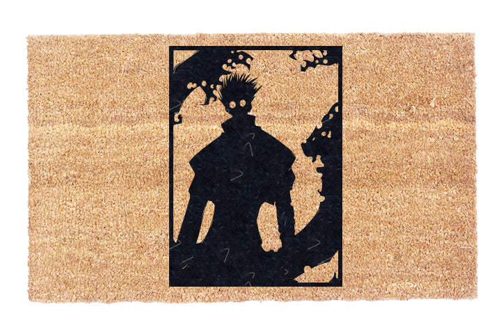 Trigun Profile Coir Doormat