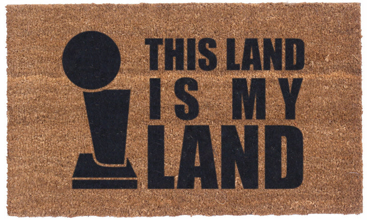 This Land is My Land - Vinyl Backed Coco Mats