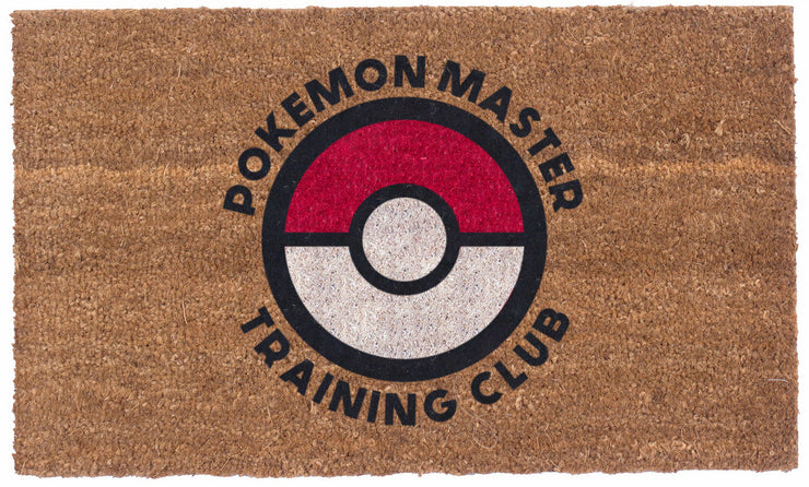 Pokemon Master Club - Coco Doormats